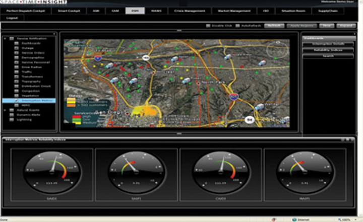 11 05 Up09 01 Situational Intelligence Software