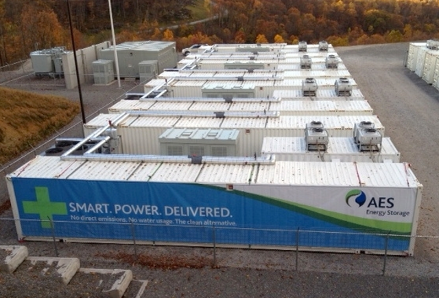 AES Southland wins 20-year energy storage power purchase agreement