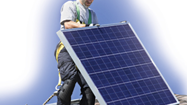 Bigstock Solar Panel Instal