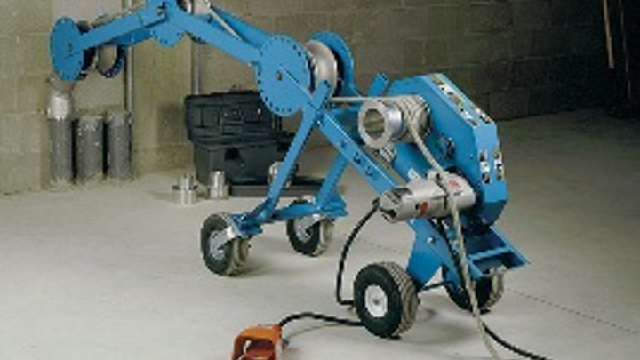 Cable Pullers for Variety of Electric Cable Pulling Applications