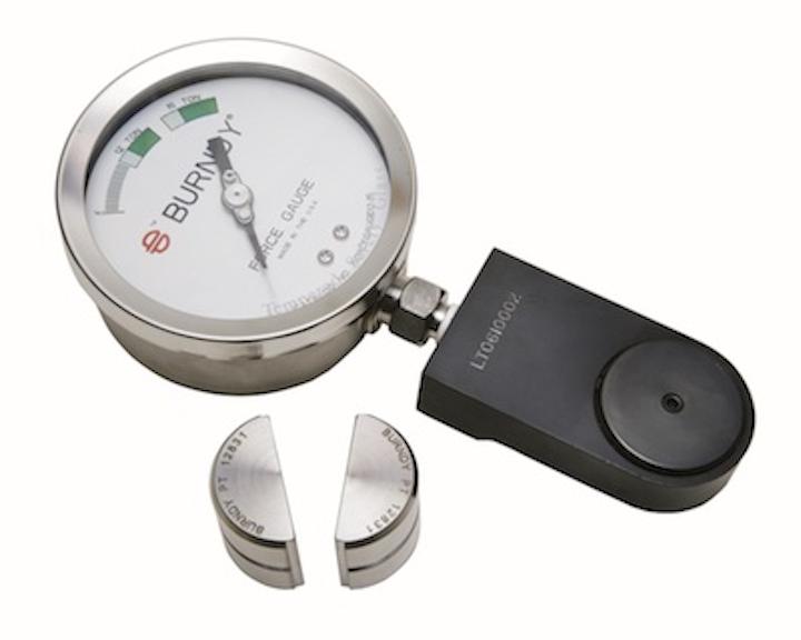 force test gauge