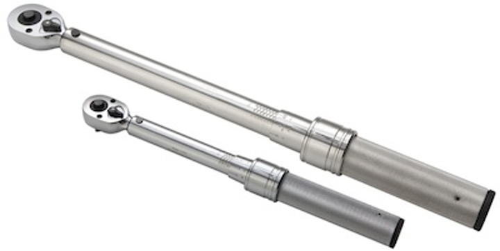ratcheting torque wrench