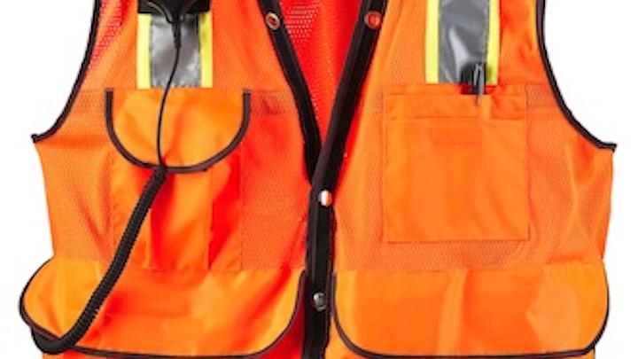 mesh safety vest