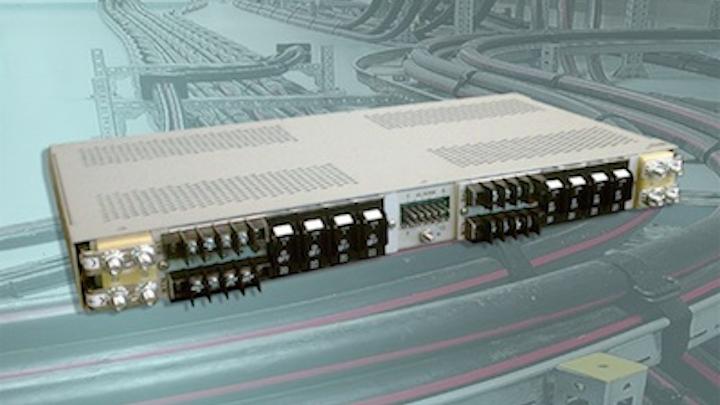 dc breaker distribution panels