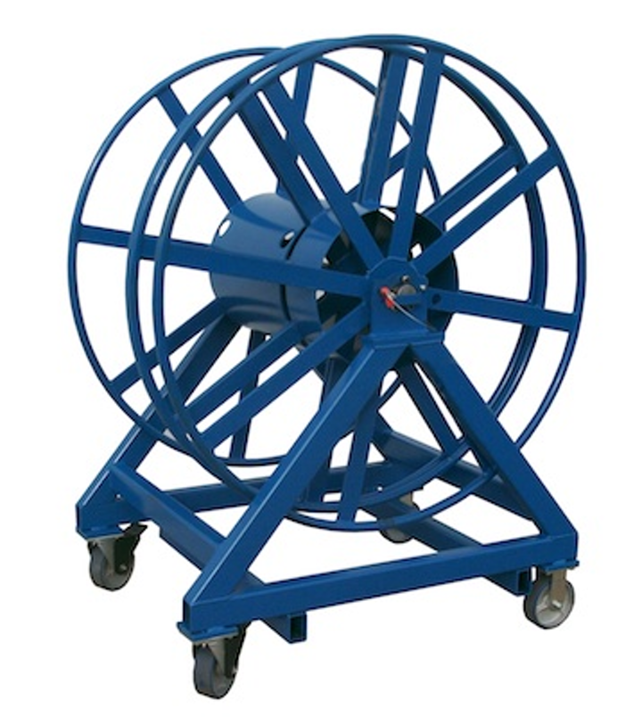 wire pulling reels and stands