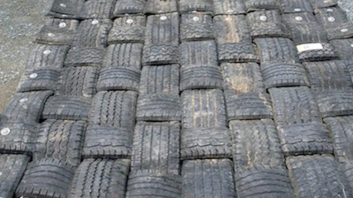 tire mats