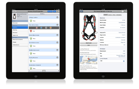 Field Id Ipad Harness Inspe