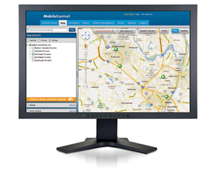 Fleet Computer Screen W Con