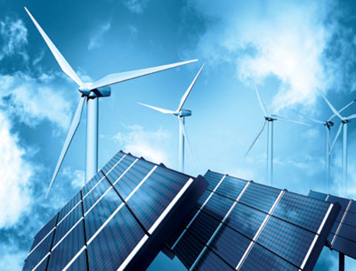 Hull Solar Windfarm