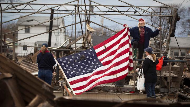 Hurricane Sandy Recovery