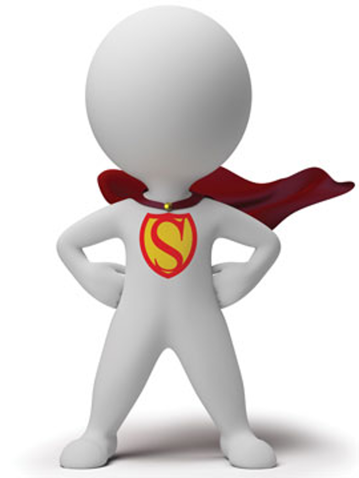 Safety Small People Superhero 17816366