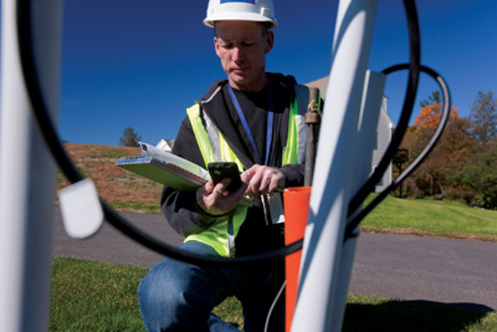 Toa Utility Worker Close