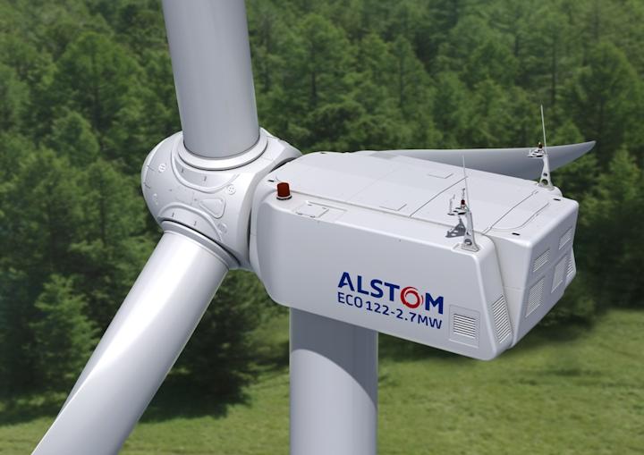 Wind Turbines Eco122 3d 1