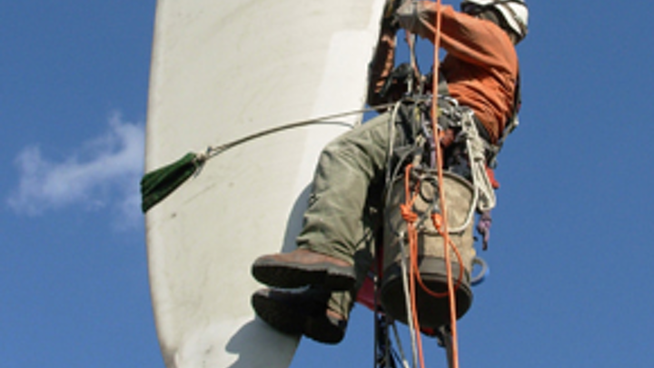 Windturbinemaintenance