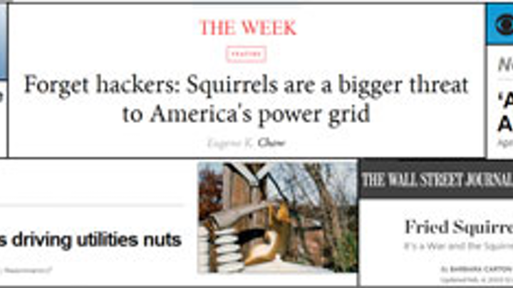 Media Profile Of Outages Is Extensive   Examples
