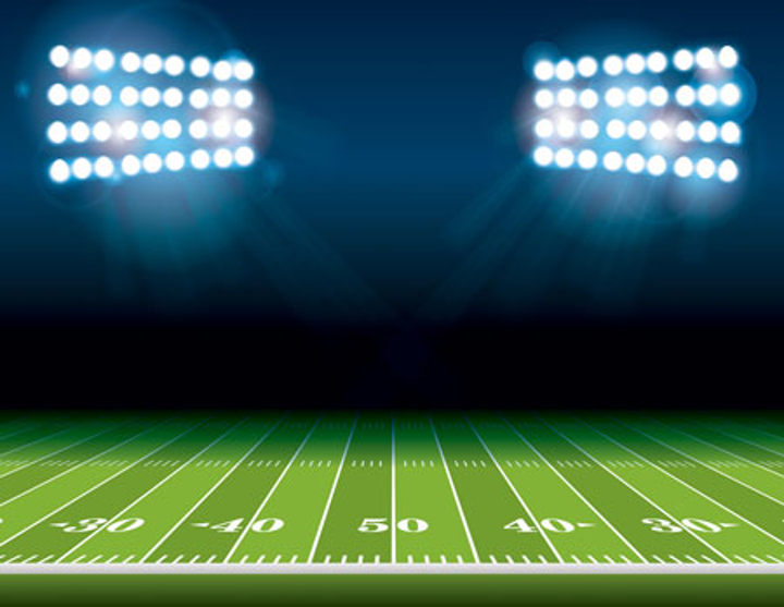 Bigstock American Football Field With S 93669692
