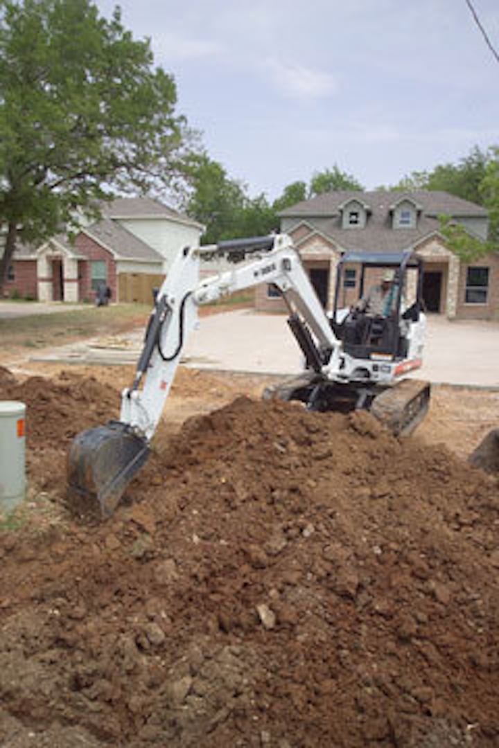 Selecting the Right Compact Excavator | Utility Products
