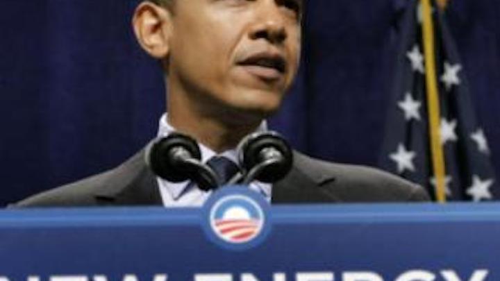 Obama Energy