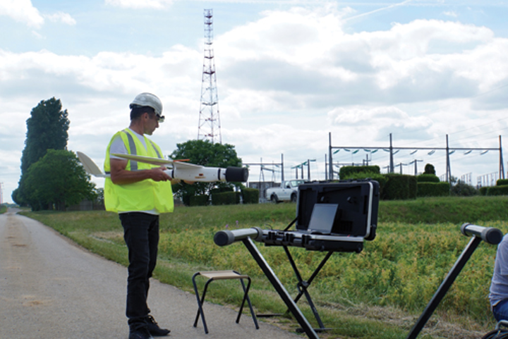 Drones for Power Line Inspections | Utility Products