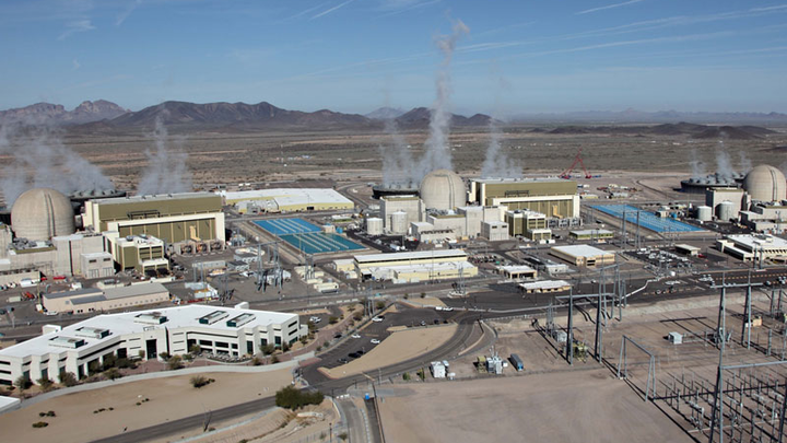 Content Dam Elp Gallery En Articles Slideshow 2015 August Most Powerful Nuclear Power Plants In North America Cover Slide Palo Verde Nuclear Elp