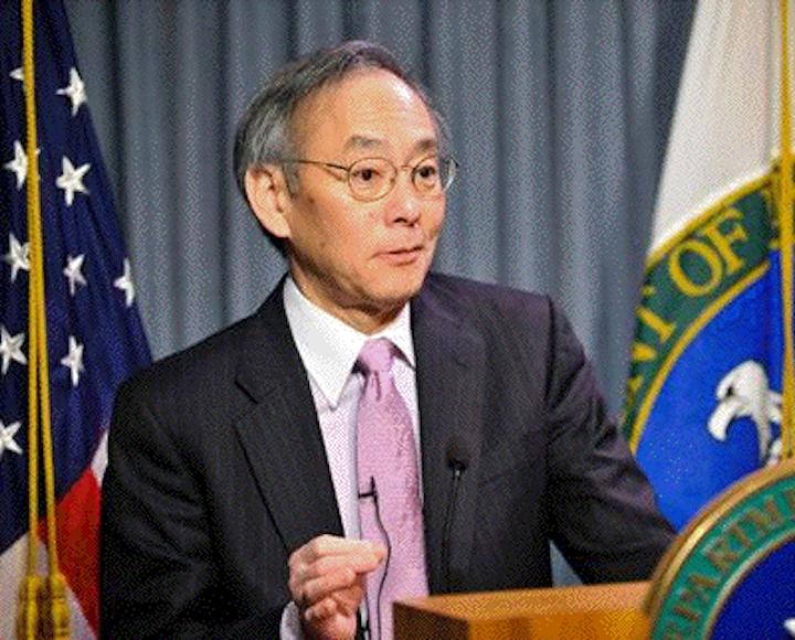 Energy Secretary Steven Chu to step down