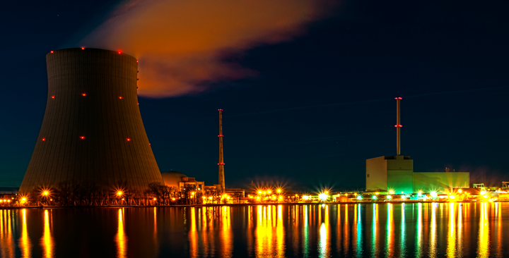 Content Dam Elp Online Articles 2015 June Nuclear Power Plant At Night Elp