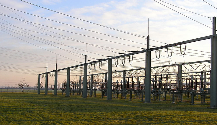 Content Dam Elp Online Articles 2015 May Electric Substation Germany Power Grid Elp