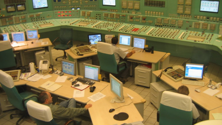 Content Dam Elp Online Articles 2015 November Control Room Paks Nuclear Power Plant Hungary Elp