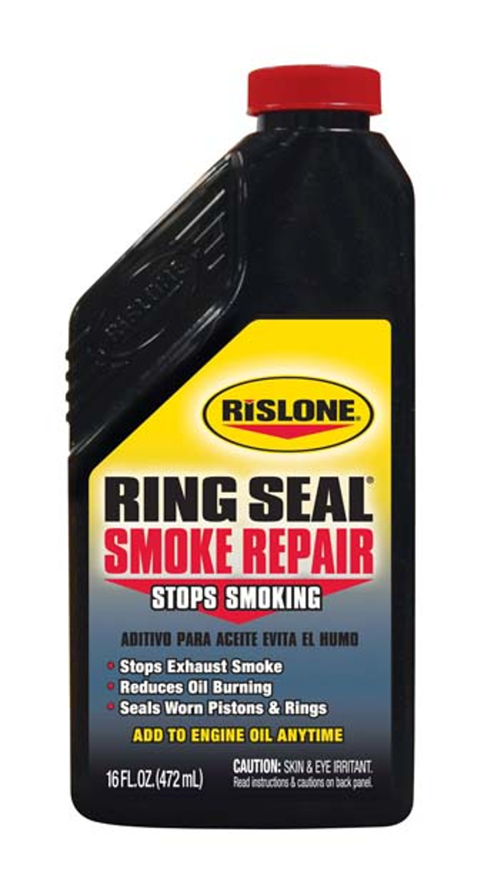 Rislone Ring Seal has a smokin' new name and look | Utility