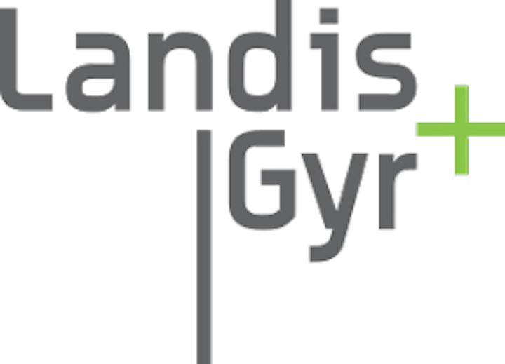 Content Dam Events Distributech 2018 Logos Sponsors Landis Gyr Logo Web