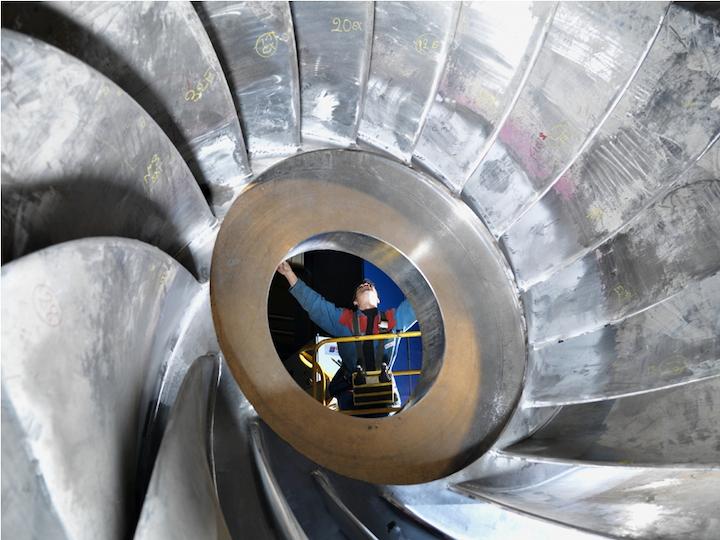 Content Dam Pennenergy Online Articles 2014 02 Turbine Hydroelectrique Francis Alstom