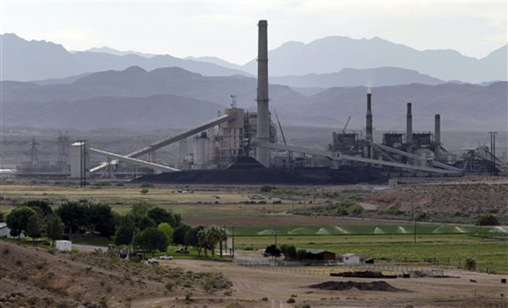 Content Dam Pennenergy Online Articles 2015 July Coal Plant Vegas Lawsuit Ap