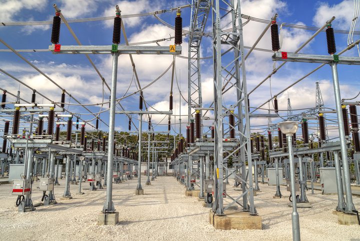 Content Dam Rew Gallery En Ugc Articles 2015 07 Should Utilities Own Energy Storage Image Gallery Bigstock High Voltage Switchyard In Ele 92243891