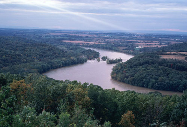 Content Dam Ww Online Articles 2016 08 The Ohio River Running Between Ohio And West Virginia