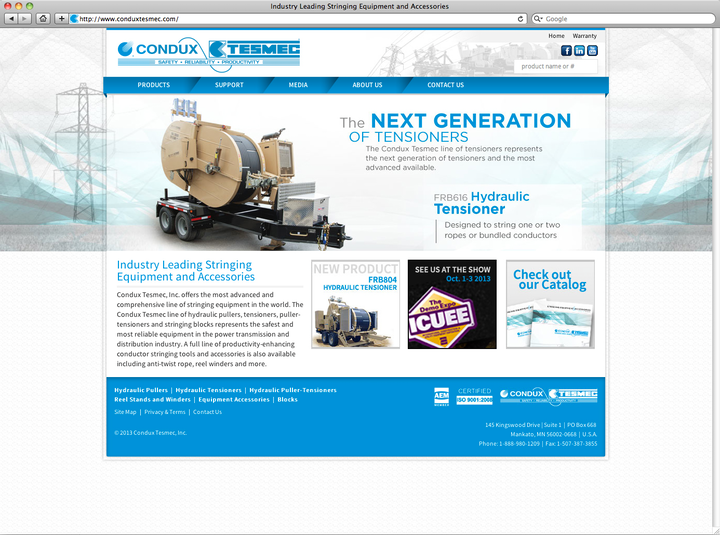 Content Dam Up En Articles 2013 07 Line Construction Stringing Equipment Website Announced Leftcolumn Article Thumbnailimage File