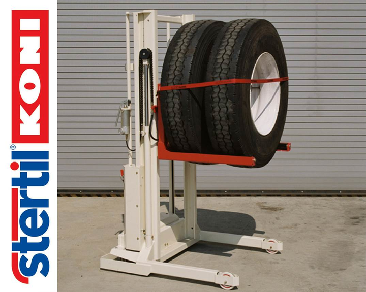 Content Dam Up En Articles 2014 03 Fleet Maintenance High Lift Wheel Dolly Reduces Fleet Maintenance Injuries Leftcolumn Article Thumbnailimage File