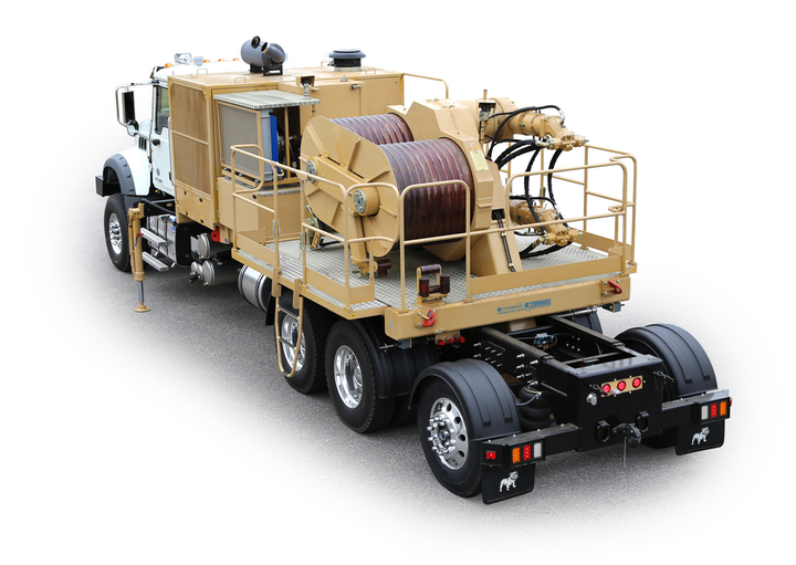 Content Dam Up En Articles 2014 06 Construction Equipment Ars916 Truck Mounted Puller Leftcolumn Article Thumbnailimage File