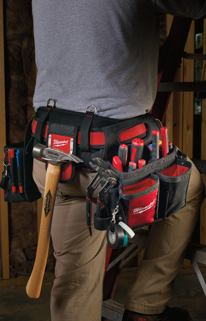 Tool Pouch Electrician S Pouch And Belt Offer Comfort Durability Utility Products