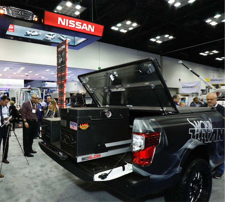 Utility vehicles: NTEA 2018 event biggest in history