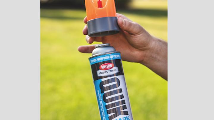 Content Dam Up En Articles 2018 04 Utility Supplies Krylon Industrial S Quik Tap Reusable Spray Device For Quik Mark Paints Leftcolumn Article Thumbnailimage File