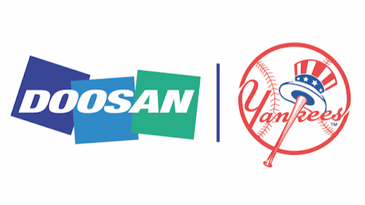 Content Dam Up En Articles 2018 05 Construction Equipment Company Doosan Announces Multi Year Partnership With The New York Yankees Leftcolumn Article Thumbnailimage File
