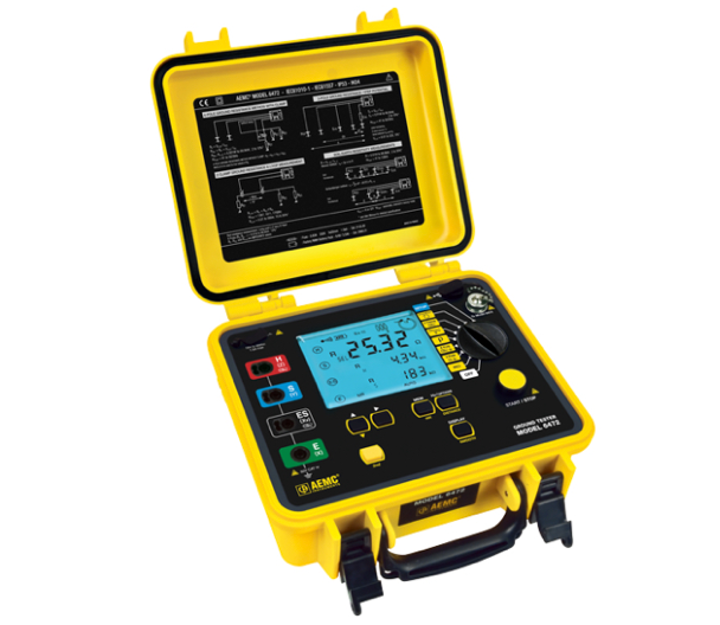 Content Dam Up En Articles 2018 06 Test Equipment Ground Resistance Tester Model 6472 Leftcolumn Article Thumbnailimage File