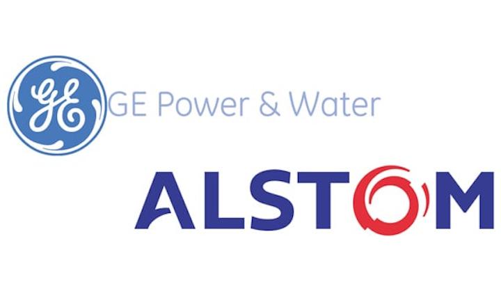 GE Alstom renewable energy nuclear power grid resiliency