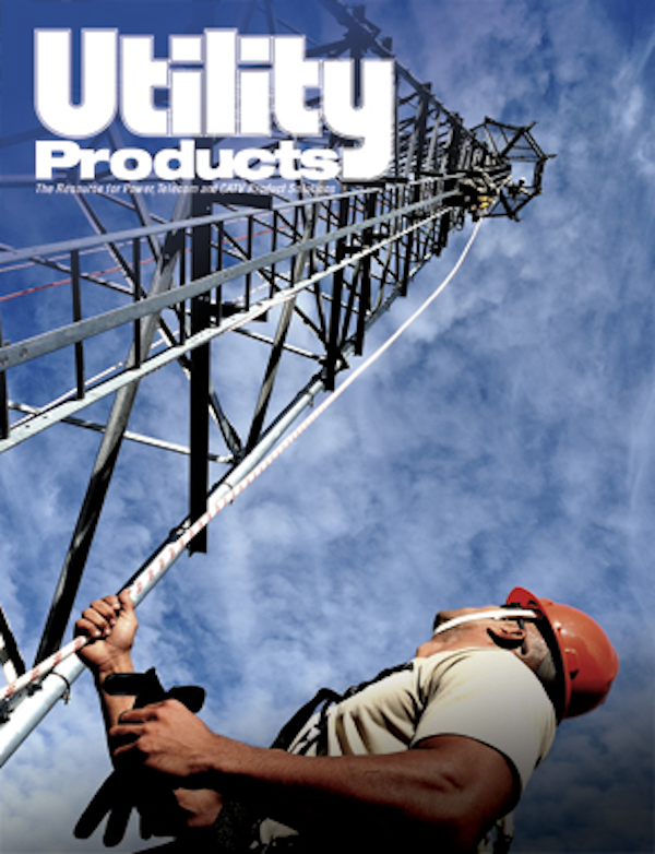 Utility Products Volume 22, Issue 8
