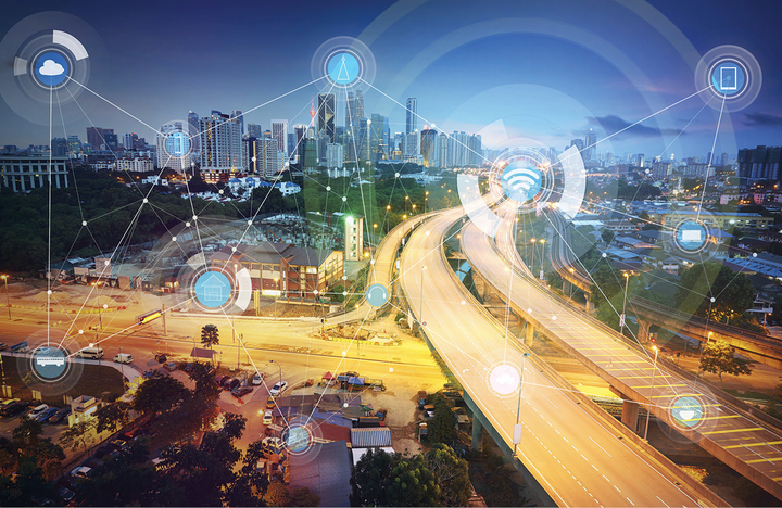 Gathering data to harvest insights and forecast more accurately offers a significant potential to optimize the way utilities operate. Image courtesy of Cyient.