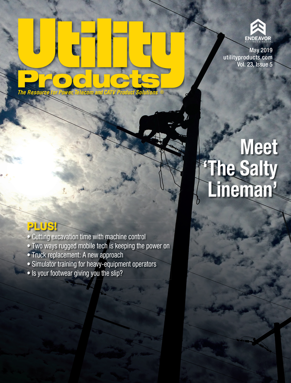 Utility Products Volume 23, Issue 5