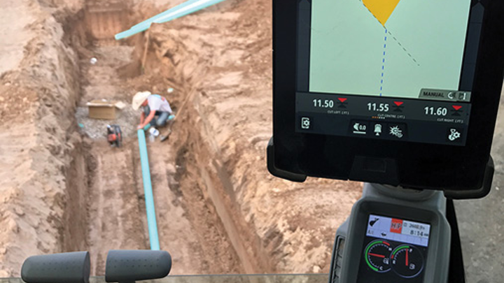 The GCSFlex machine control system is simple to install, rugged and reliable.
