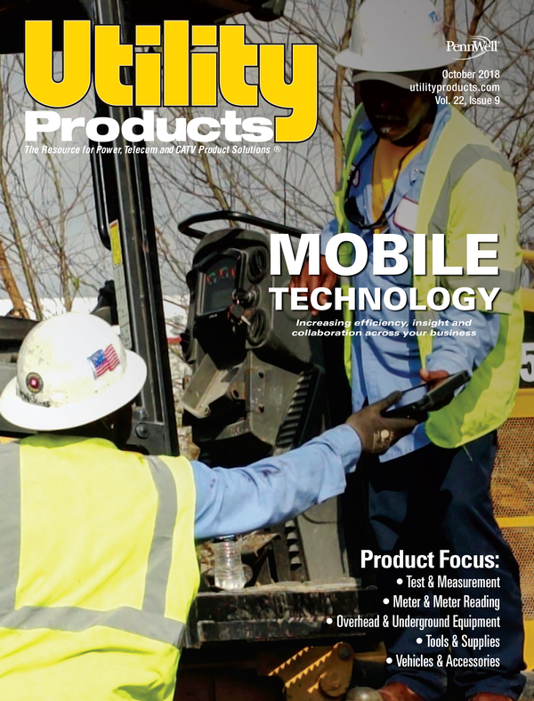 Utility Products Volume 22, Issue 9