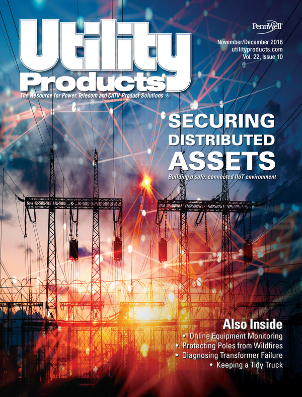 Utility Products Volume 22, Issue 10