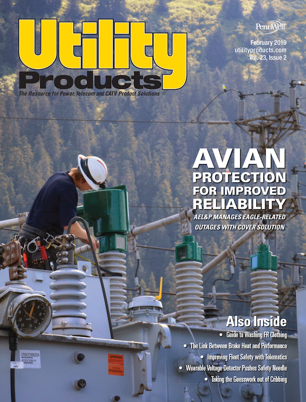Utility Products Volume 23, Issue 2